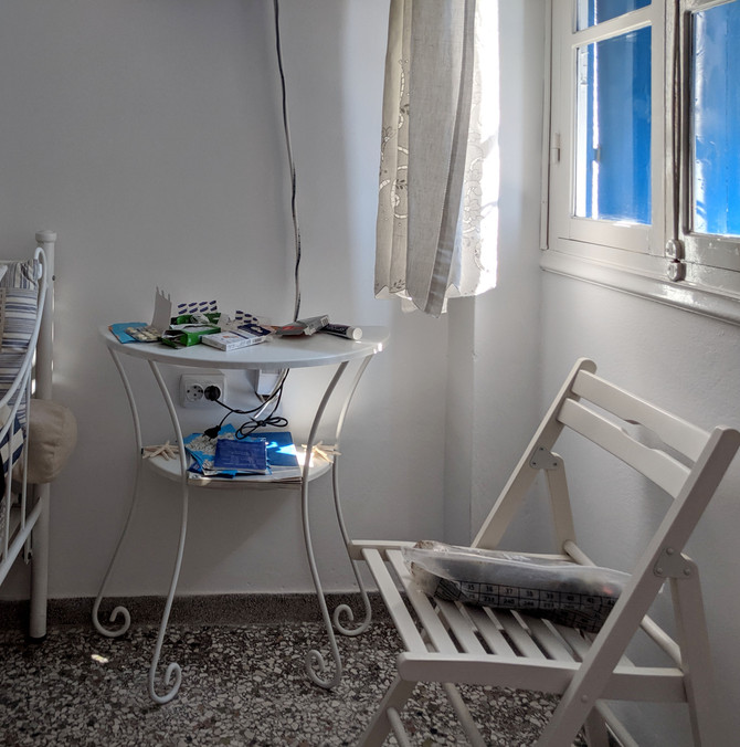 Memories - A room in Greece