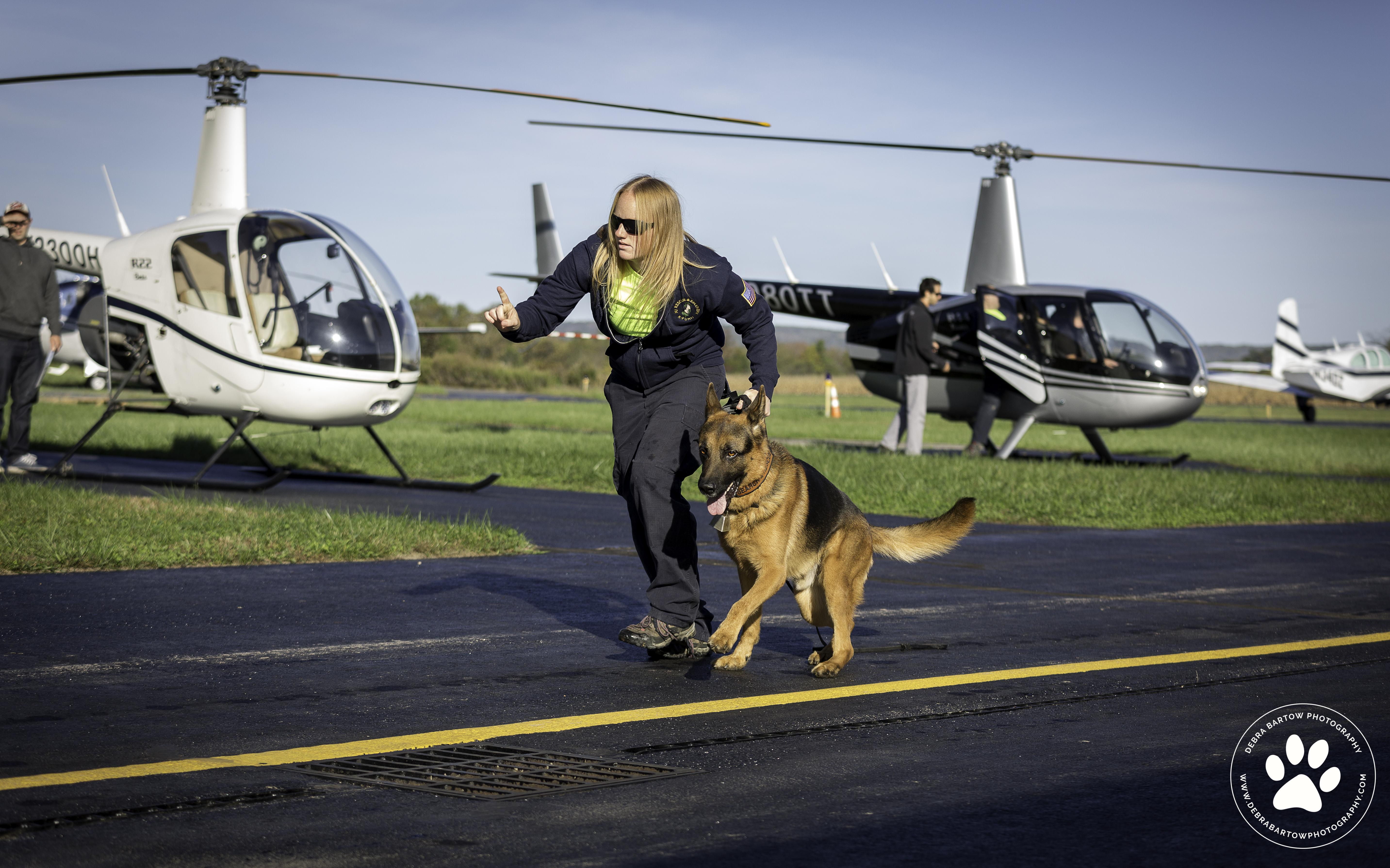 NJ Search & Rescue K-9 Unit