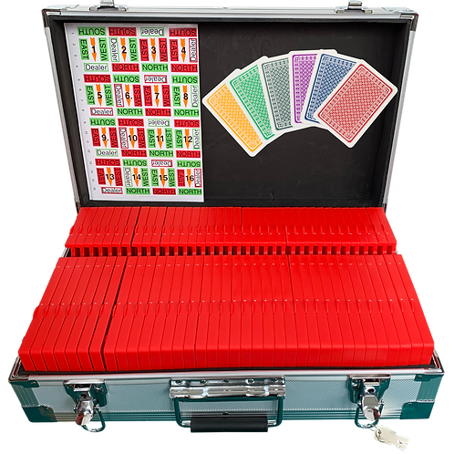 Duplicate Kit with Barcoded cards