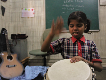 MUSIC AS EMPOWERMENT IN VARANASI/INDIA