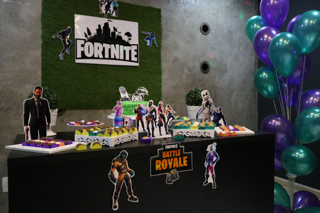 Party Fortnite