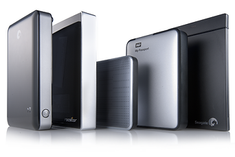 External hard disk drives data recovery in Oxfordshire