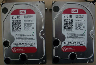 WD20EFRX-68EUZN0 Data Recovery