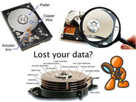 Data Recovery Oxford