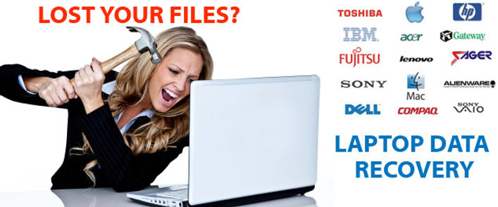 Laptop data recovery services in Witney Oxfordshire