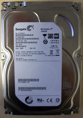 Seagate Barracuda LP Hard Drive Data Recovery in Oxford United Kingdom