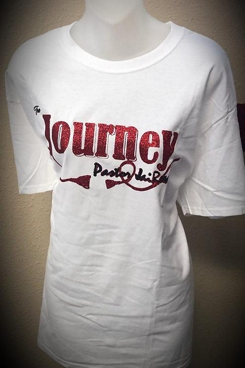 The Journey White T-Shirt