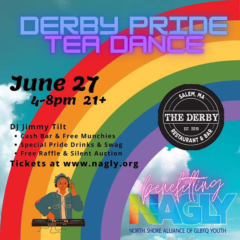 Derby Pride Tea Dance - SOLD OUT