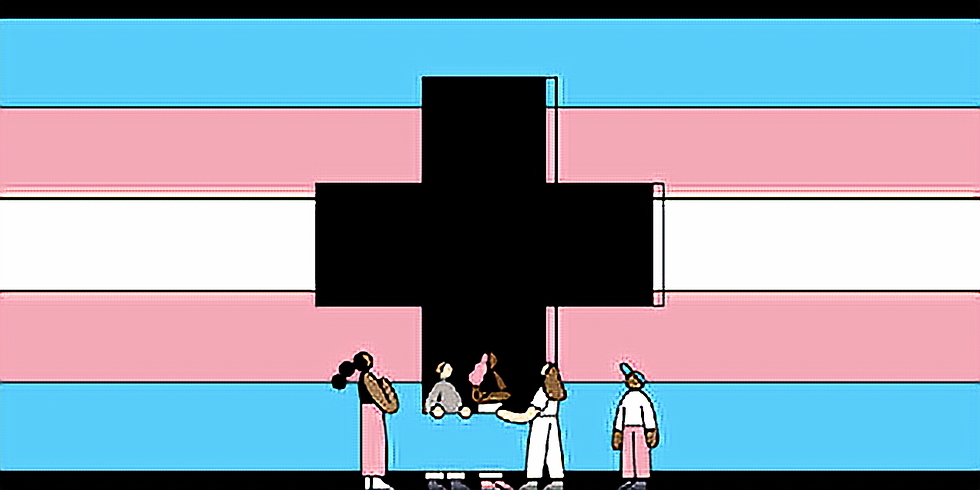 Trans Health Q&A for Transgender & Non-Binary Youth