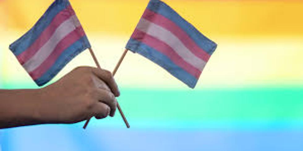 Pride Kickoff for Transgender & Non-Binary Youth