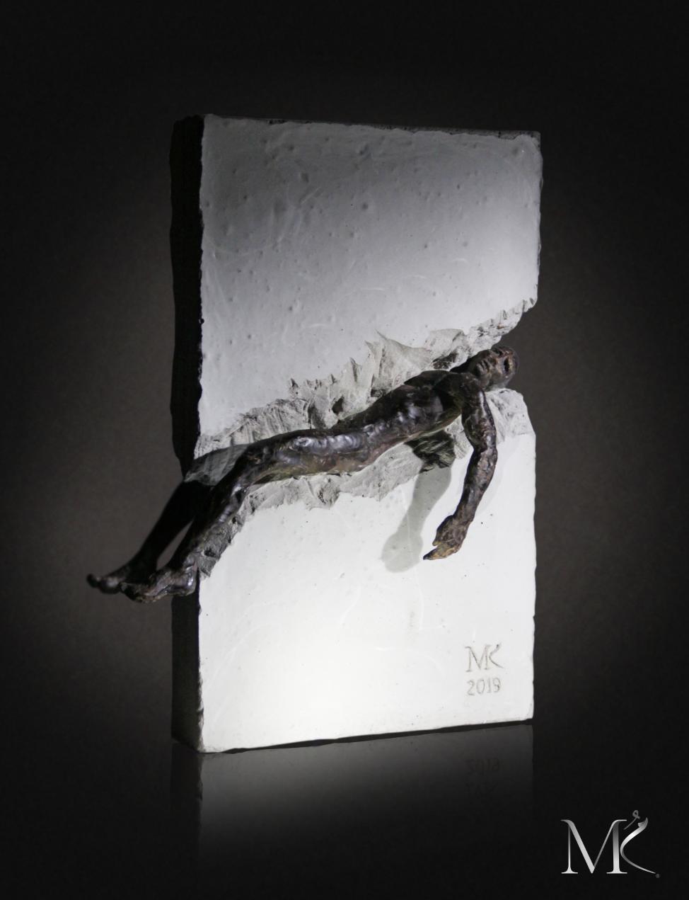 My sculpture statue participation