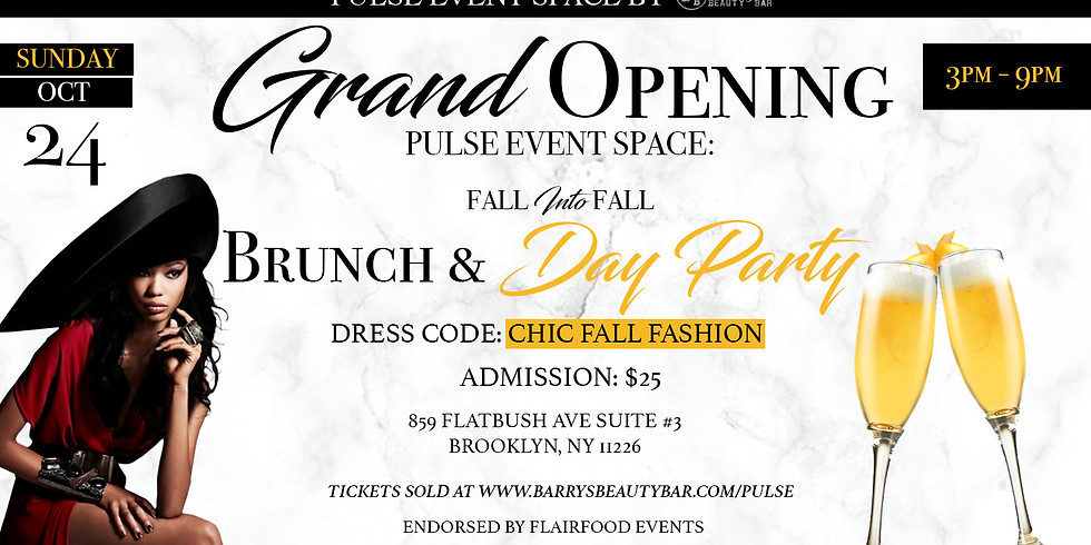 """Pulse Event Space """"Grand Opening"""""""