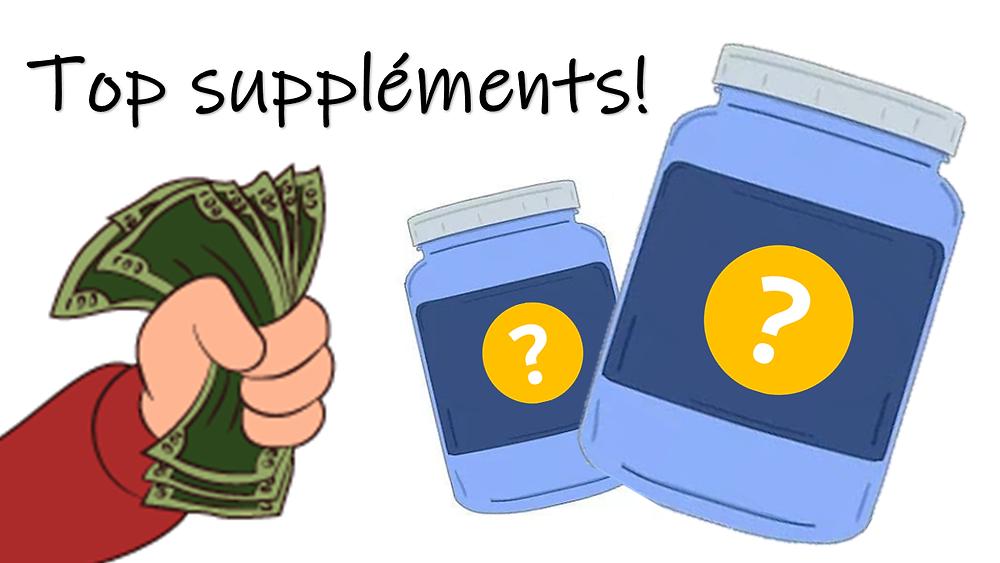 Top suppléments