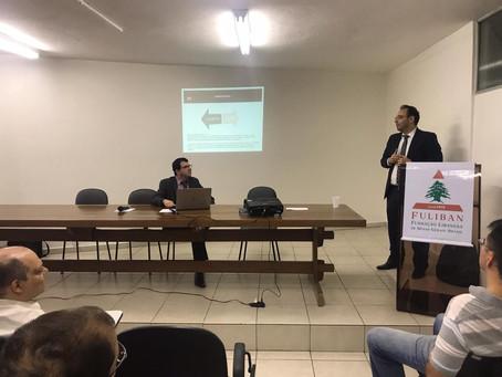 FULIBAN e CCLB-MG realizam debate sobre LIberdade Econômica