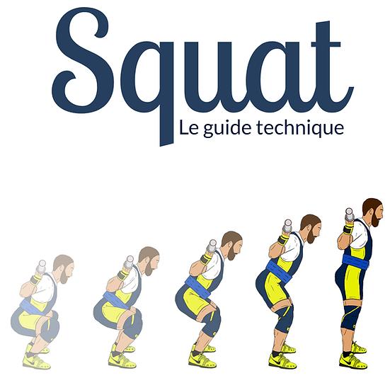 Squat - Le Guide Technique