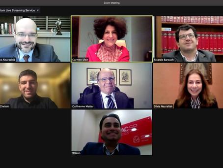FULIBAN passa a compor a rede de entidades da Câmara de Arbitragem Brasil-Líbano