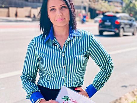 PROFESSORA  DE ÁRABE LANÇA CANAL SOBRE CULTURA LIBANESA E O CONSUL DO LÍBANO COMO CONVIDADO