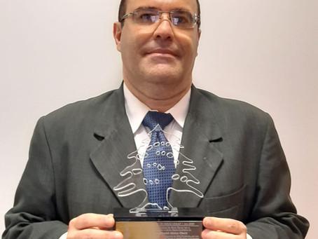 Dr. Elias Obeid é agraciado com o Mérito Líbano-brasileiro de Minas Gerais 2020.