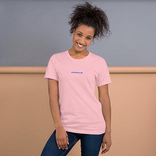 """Through Me"" Unisex T-Shirt"