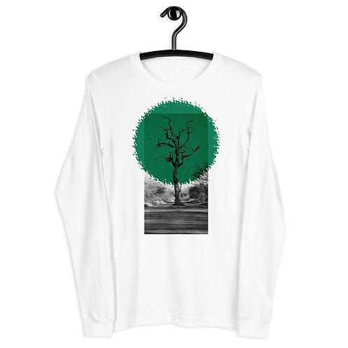 """Nevertheless"" Unisex Tree Long Sleeve"