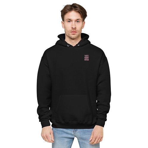 """I Now Live"" Unisex fleece hoodie"