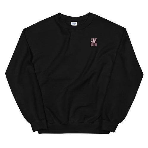 """""""I Now Live"""" Sweatshirt"""