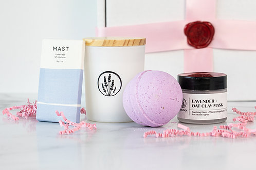 Lavender Lover Gift Box