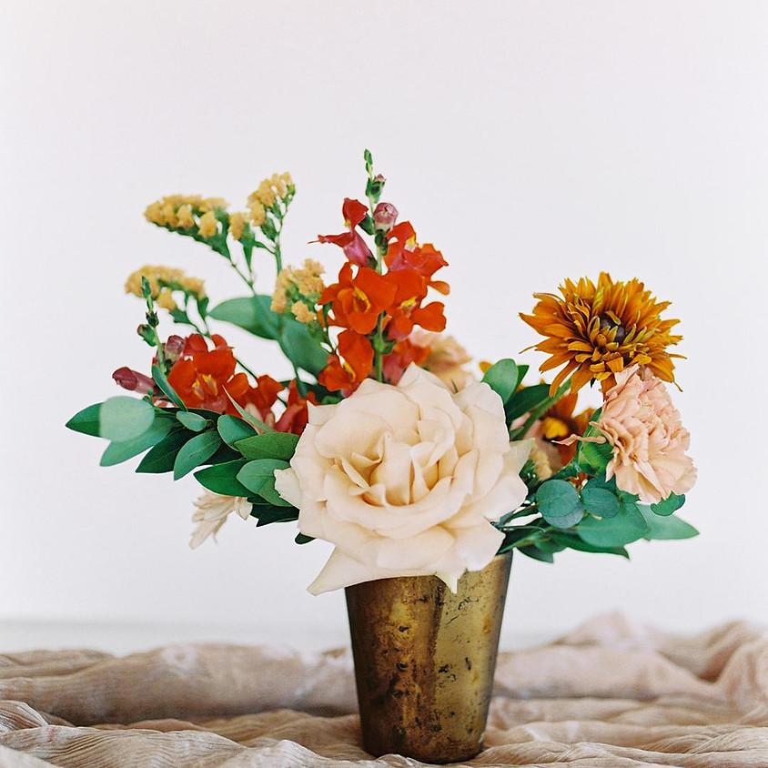 Sweet & Petite Floral Arranging