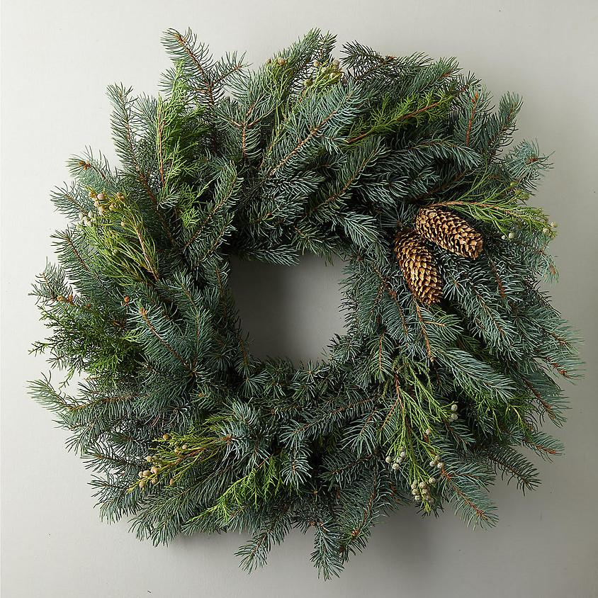 Wreaths at the Barn (12/6 1:00-2:00)