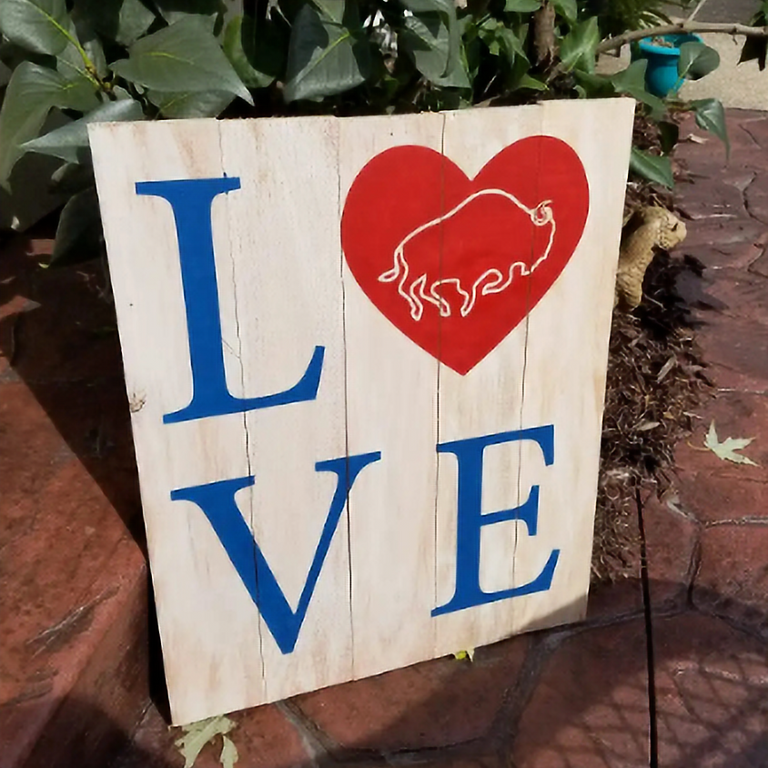 Wooden Sign Making