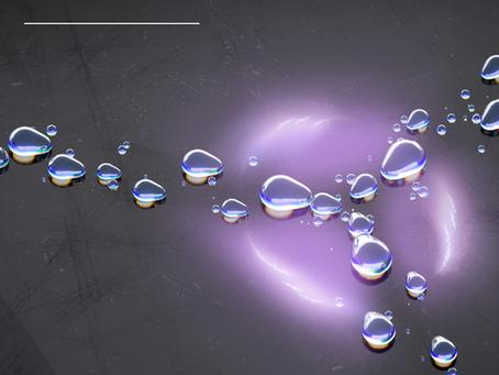 HKU scientists make breakthroughs in droplet manipulation