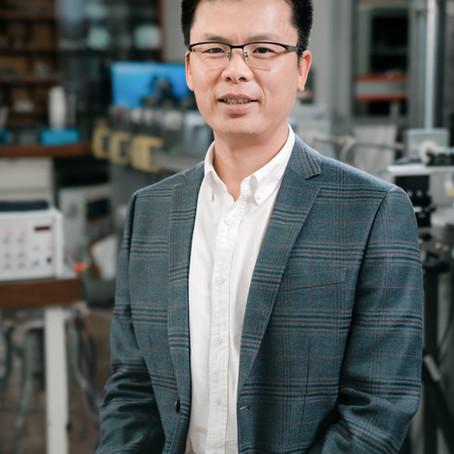 Professor Mingxin Huang won 2021 Xplorer Prize