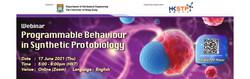 Synthetic Protobiology Webinar_ Banner 9