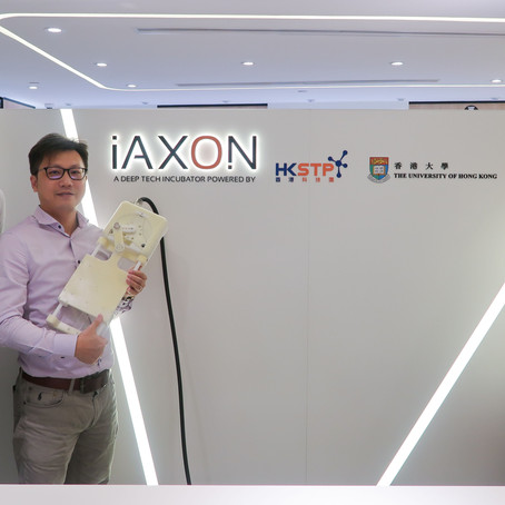 HKU Team launches TSSSU@HKU-awarded spin-off company for MR-safe robotic actuation