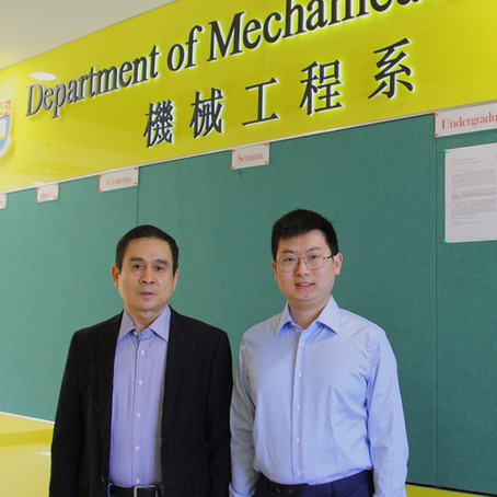 Dr. Xin Tang receives the prestigious Li Ka Shing Prize
