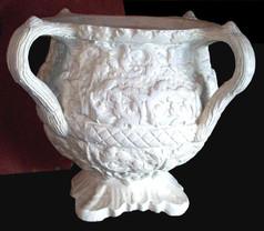 Pot de fleurs à 4 anses