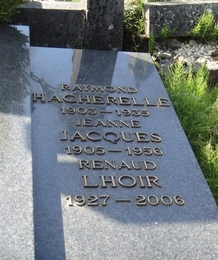 Hacherel Jacques Lhoir
