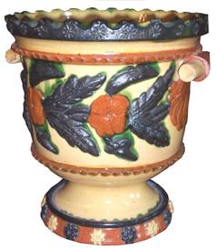 Pot à piédouche