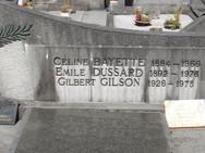 Bayette Dussard Gilson