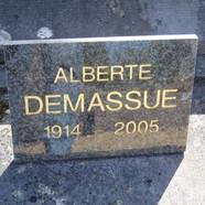 Demassue Alberte