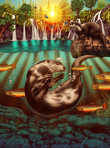S Otter Color Poster Size.jpg