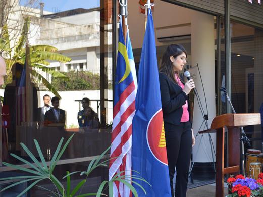 Embajada de Malasia en Argentina