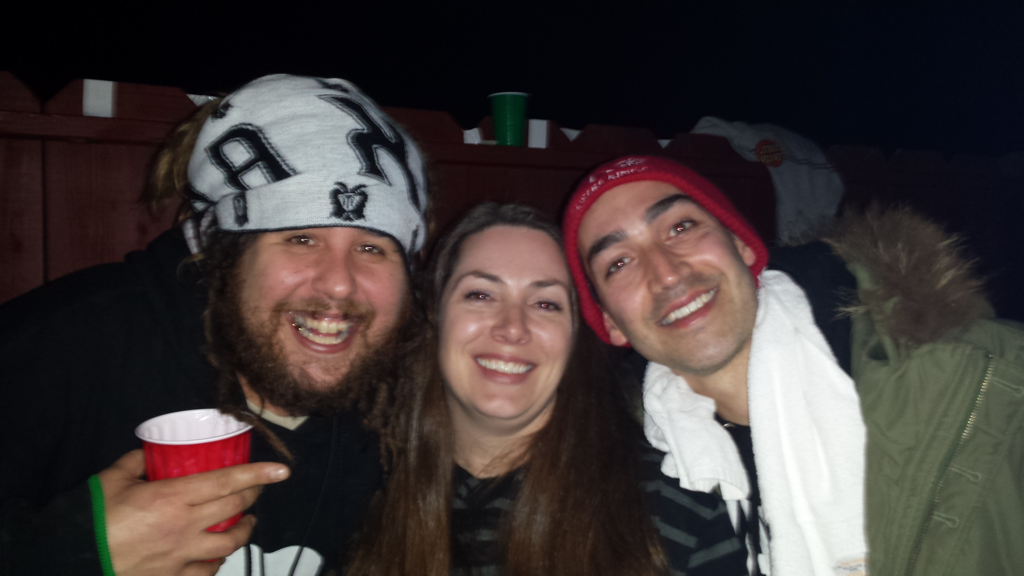 DJ Marko, CP, Bobby Hustle
