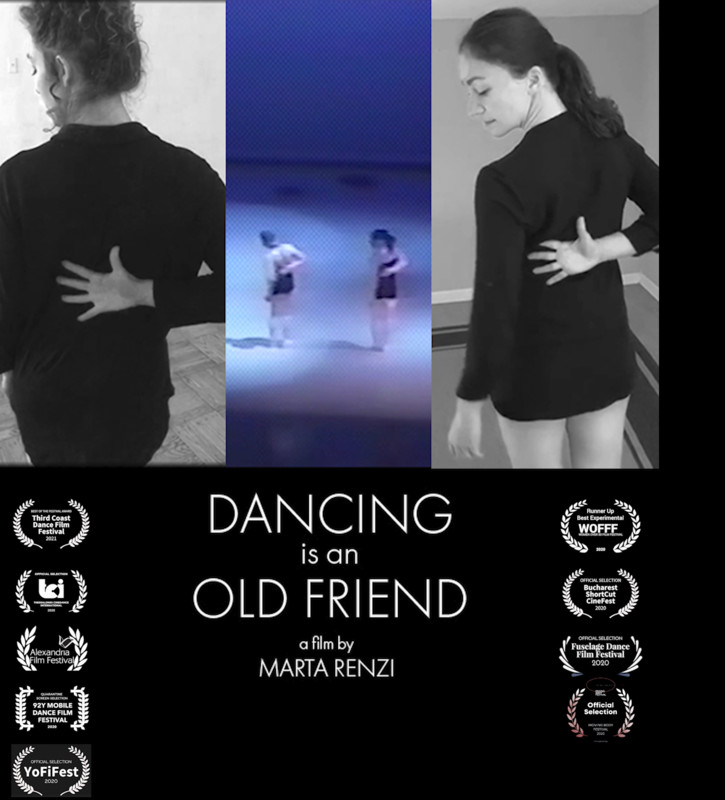 Dancing is an Old Friend