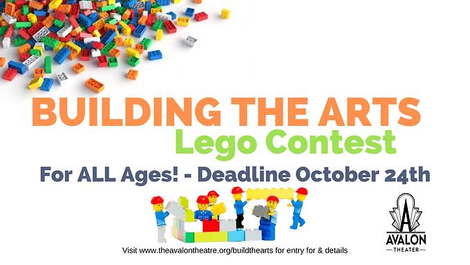 Building The Arts Lego Contest Awards Presentation & Opening Reception