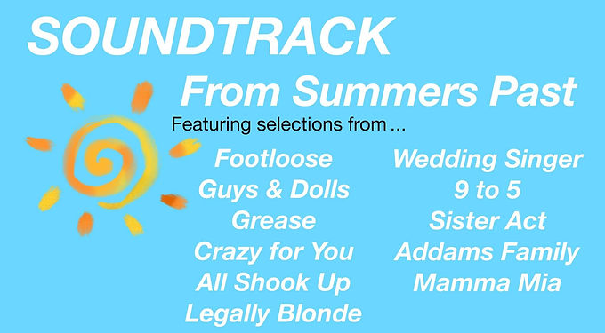 Encore! Soundtrack From Summers Past