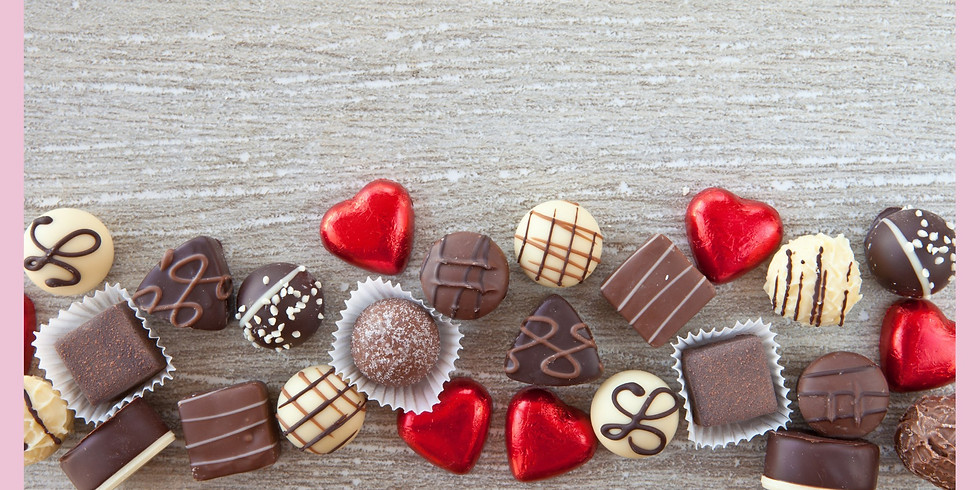 Sweetest Day Chocolate Walk 2019