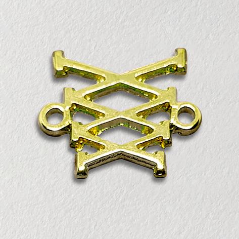 Etiqueta de metal para roupas - etiqueta de metal