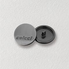 Botão de metal - Botão de pé