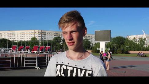 Нижнекамск День Молодежи 2016